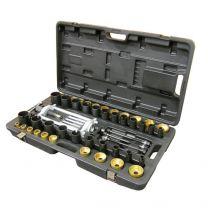 Set de herramientas para extraer e instalar bujes (57 piezas)