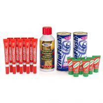 Set de Reducción Consumo de Aceite Gasolina