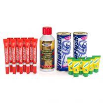 Set de Reducción Consumo de Aceite Diésel