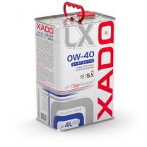 Aceite Motor Sintético Luxury Drive 0W-40 XADO