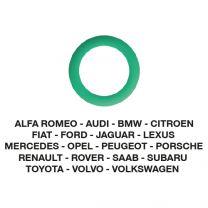 Junta Tórica Alfa-Audi-BMW-Citroen-Fiat-etc. 10.82 x 1.78 (5 uds.)