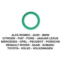Junta Tórica Alfa-Audi-BMW-Fiat-Ford-Opel-etc. 14.00 x 1.78  (5 uds.)