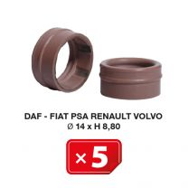 AC junta especial Daf-Fiat-PSA-Renault-Volvo Ø 14 x H 8.80 (5 uds.)
