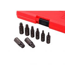 Set de 8 Extractores Torx Plus