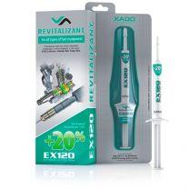 XADO Revitalizante EX120 Para todos los tipos de sistemas de combustible y sistemas de inyección